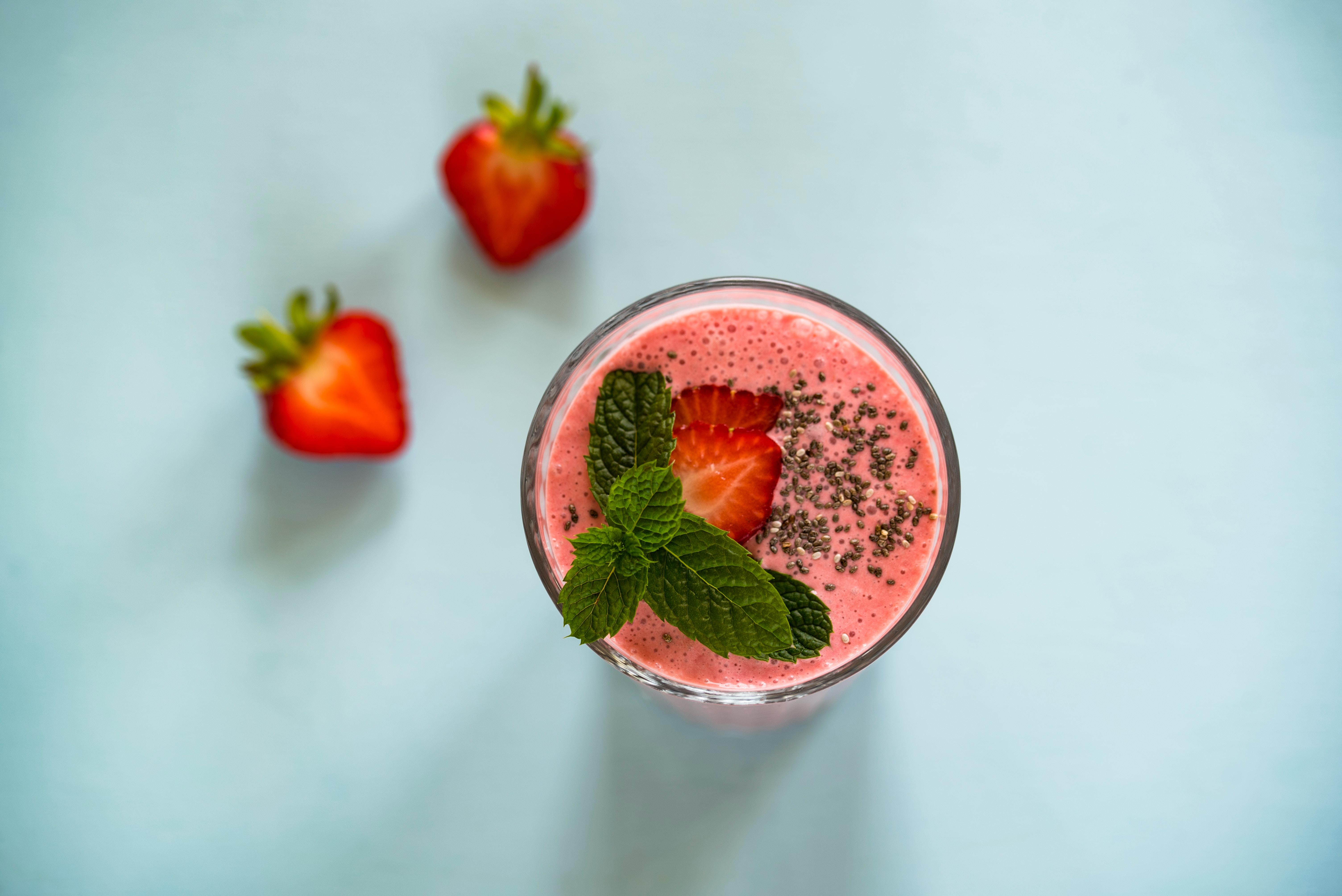 strawberrie chia