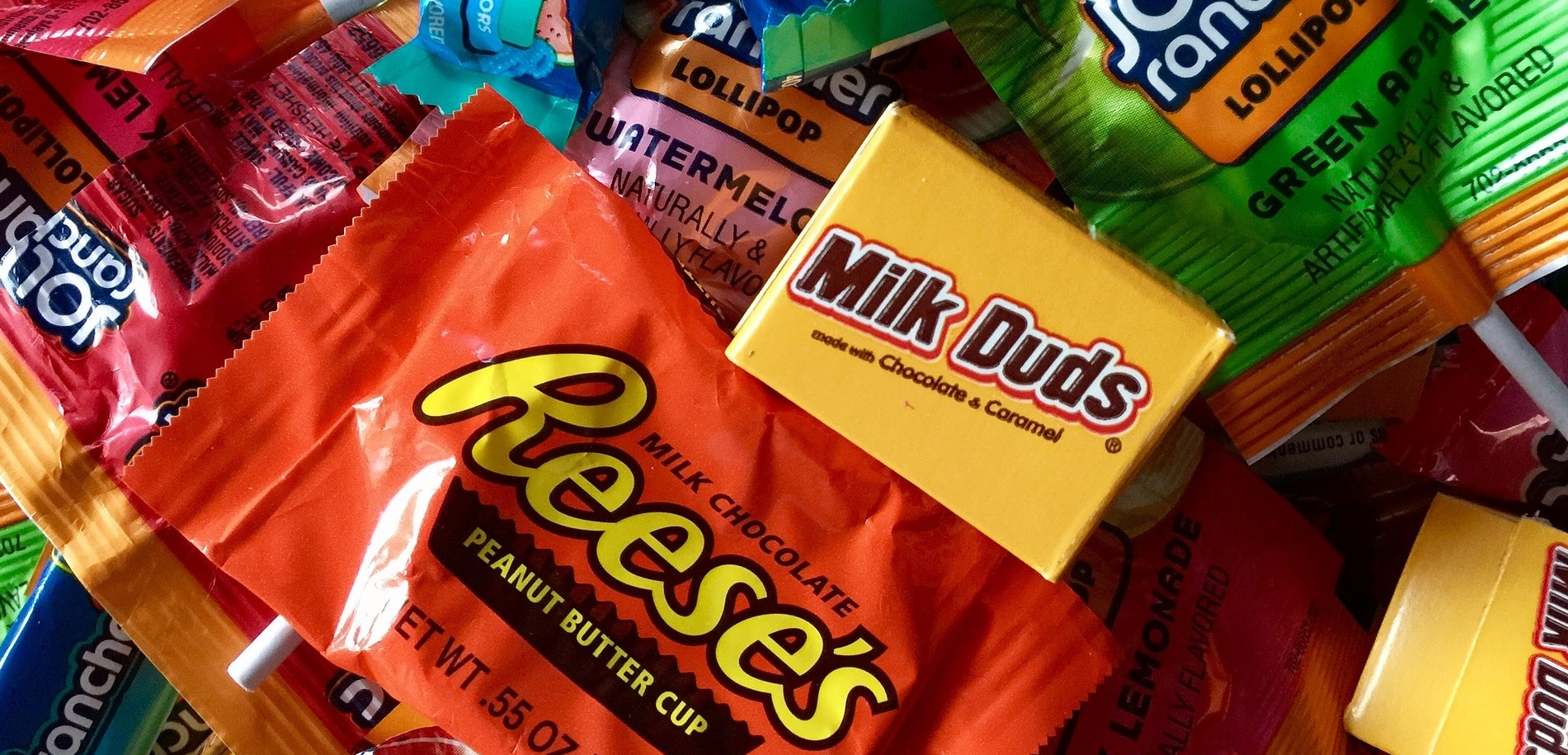 Enjoy your favorite Halloween candy without the guilt